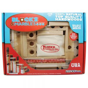 Tedco S Blocks And Marbles Tedco Toys